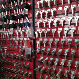 mur de clés reims