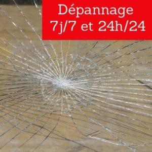 Dépannage vitrerie Reims 7 sur 7